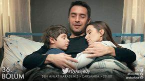 Sen Anlat Karadeniz 36 English Subtitles | Lifeline