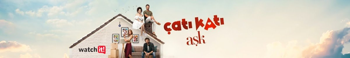 Catı Katı ASk Season 1 English subtitles | Romance Next Door