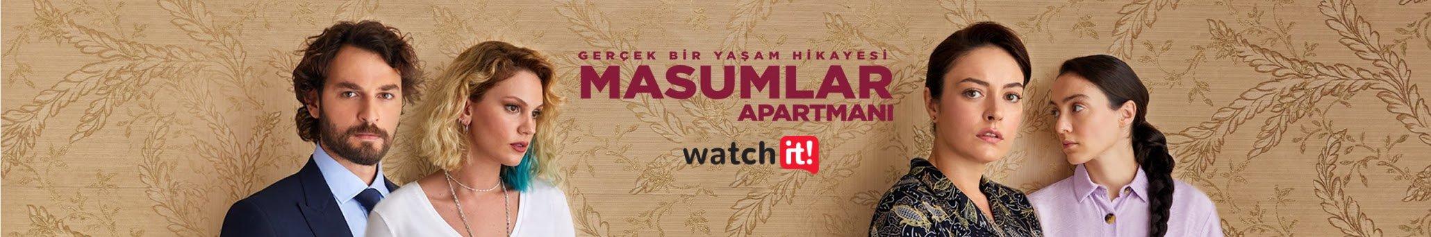 Masumlar Apartmani Season 1 English subtitles | Apartment of Innocents