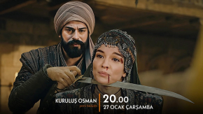 kurulus osman 45 English Subtitles | Ottoman